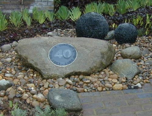 A Memorial Garden in Richmond